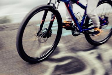 foto mountainbike